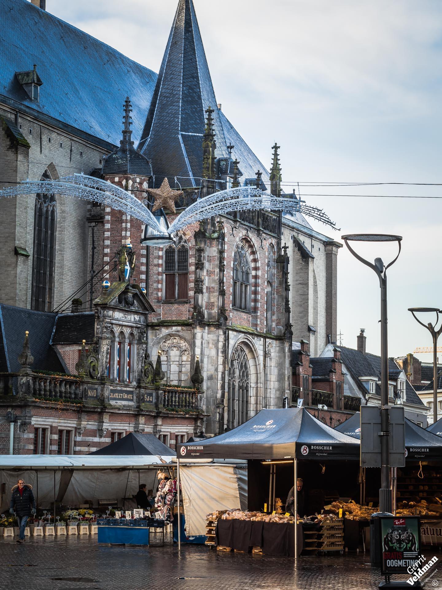 Markt in Zwolle