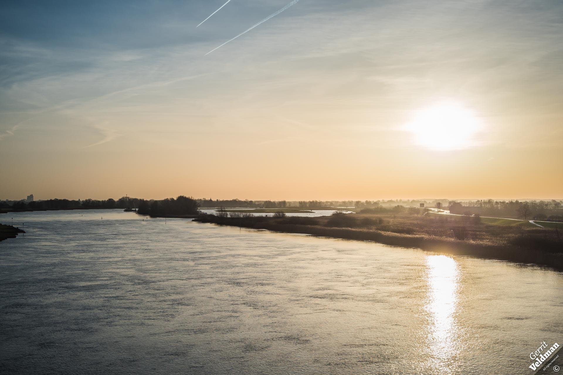Uitzicht van de Molenbrug