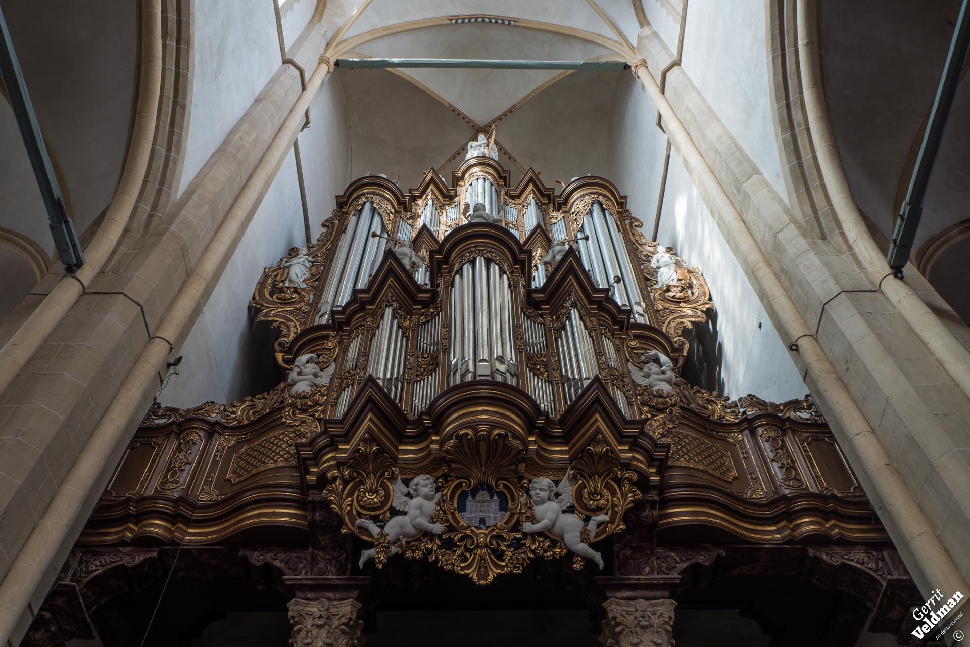 Hinsz-orgel, Bovenkerk, Kampen