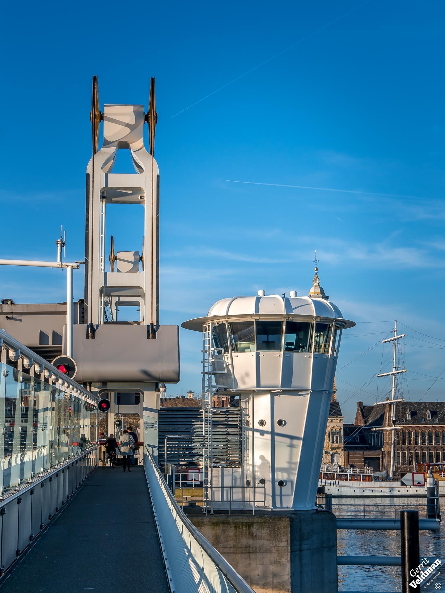 Stadsbrug, Kampen