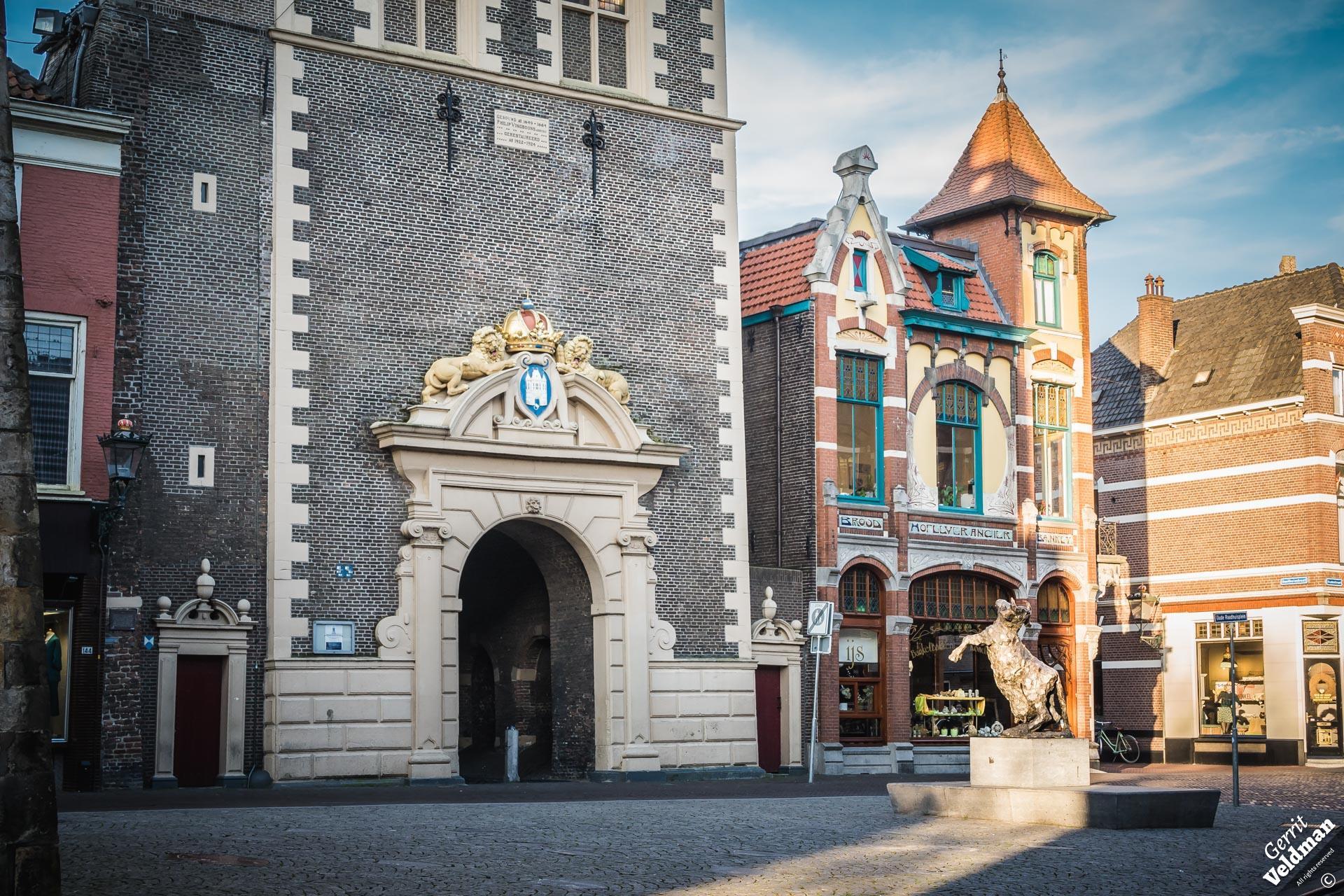 Oude Raadhuisplein, Kampen
