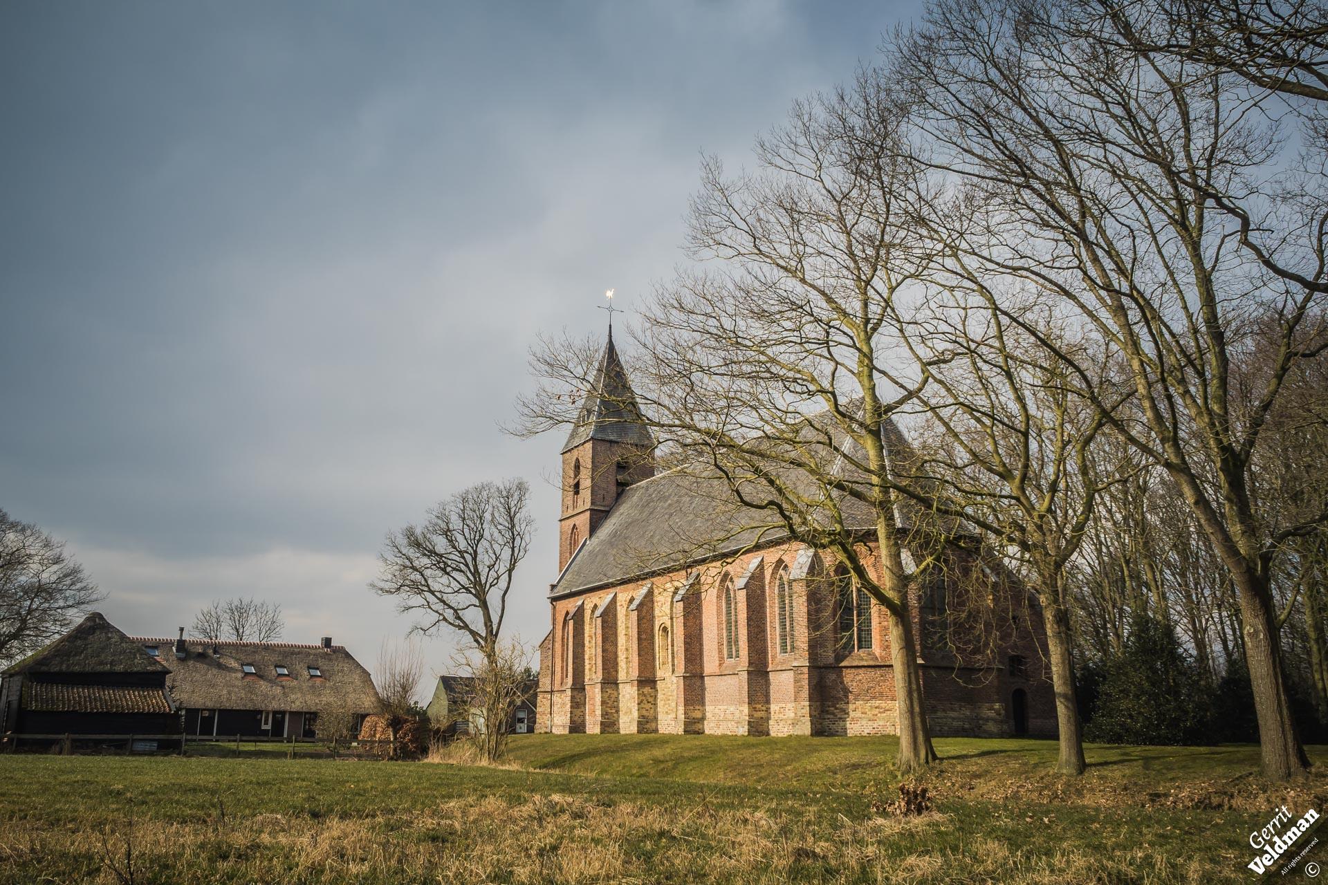 Bartholomeüskerk, Ruinerwold