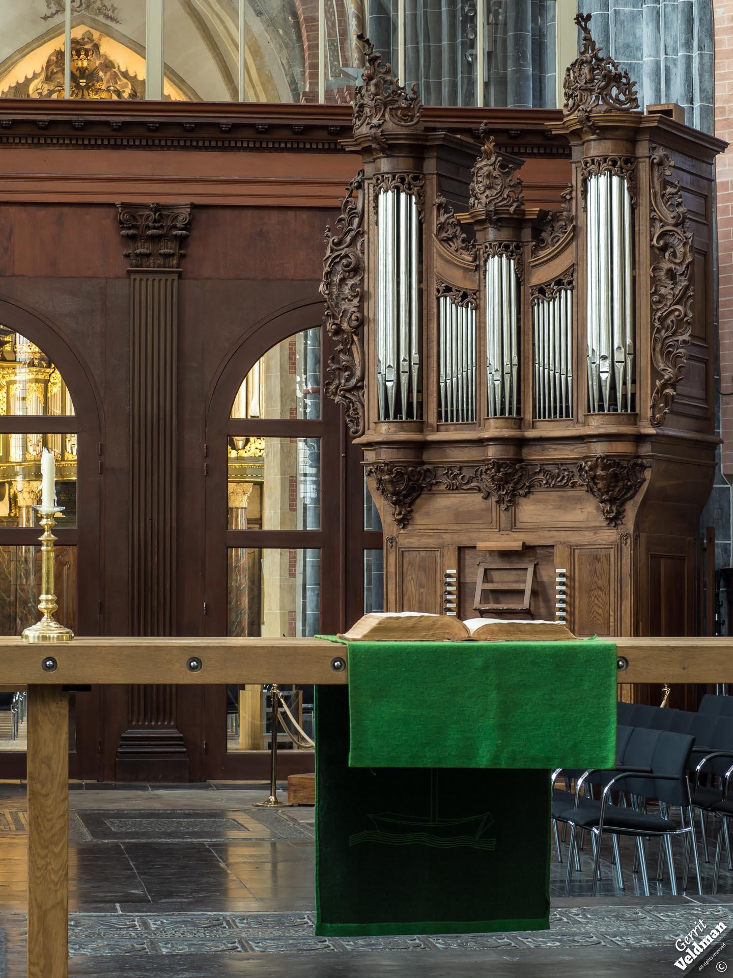Picard-orgel, Martinikerk, Groningen