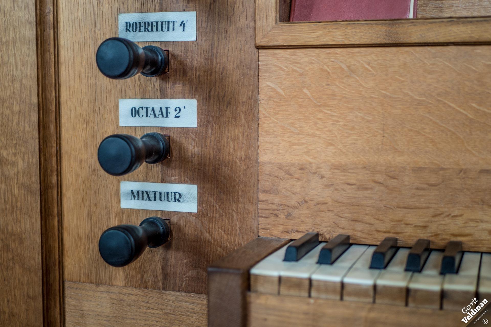 Ahrend & Brunzema-orgel, Walburgiskerk, Zutphen