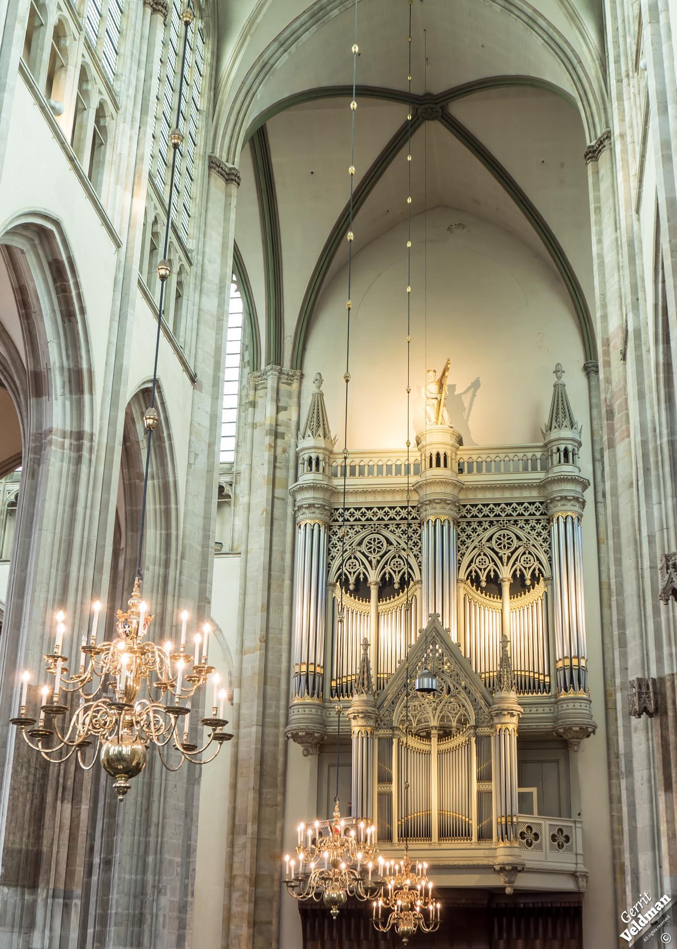 Bätz-orgel, Domkerk, Utrecht