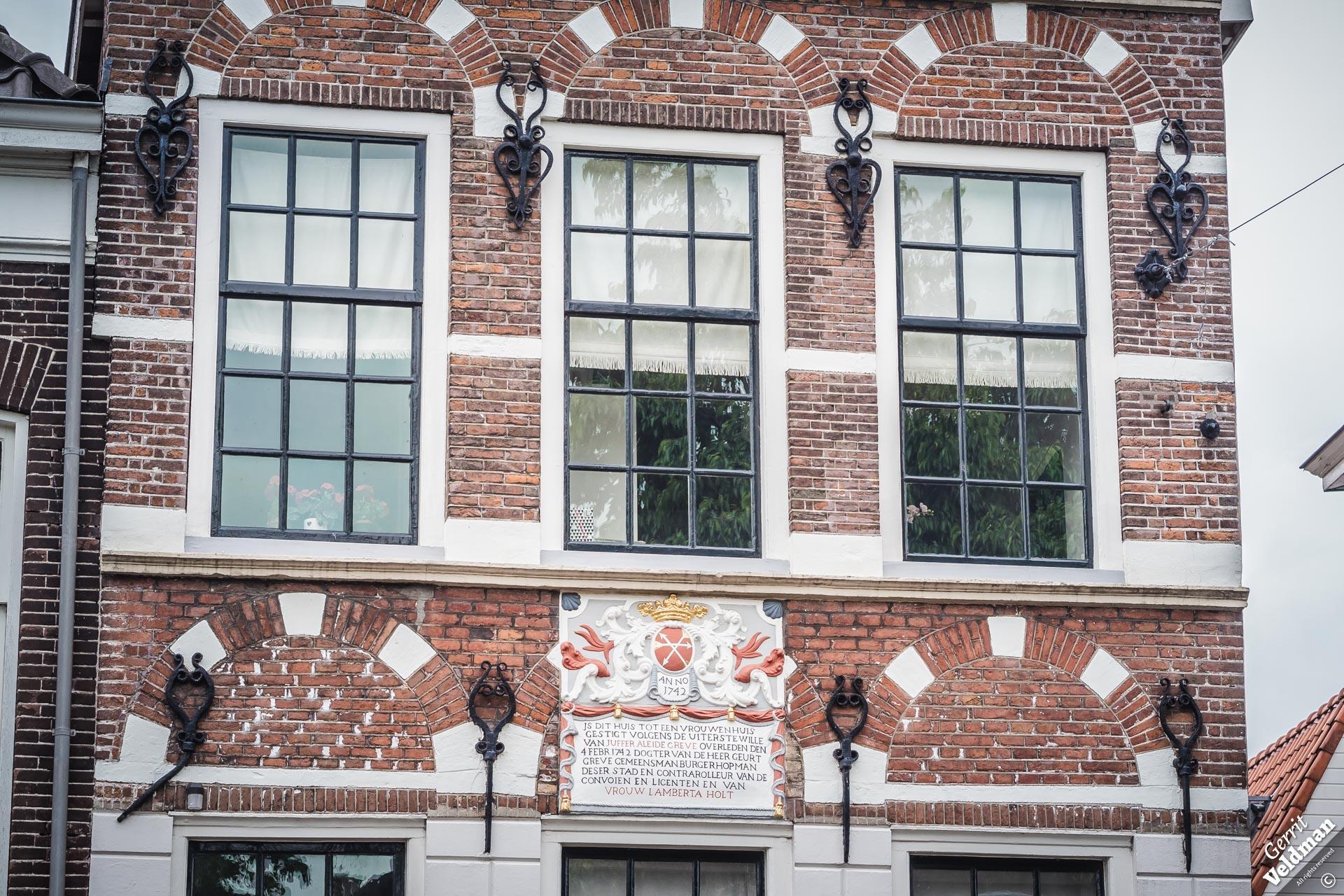 Vrouwenhuis, Zwolle