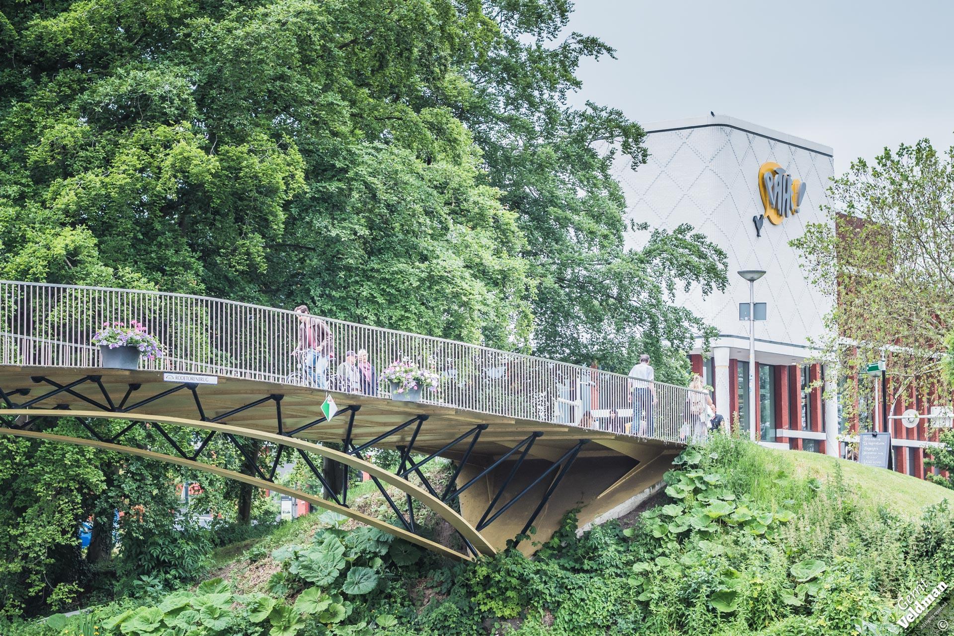 Rodetorenbrug, Zwolle