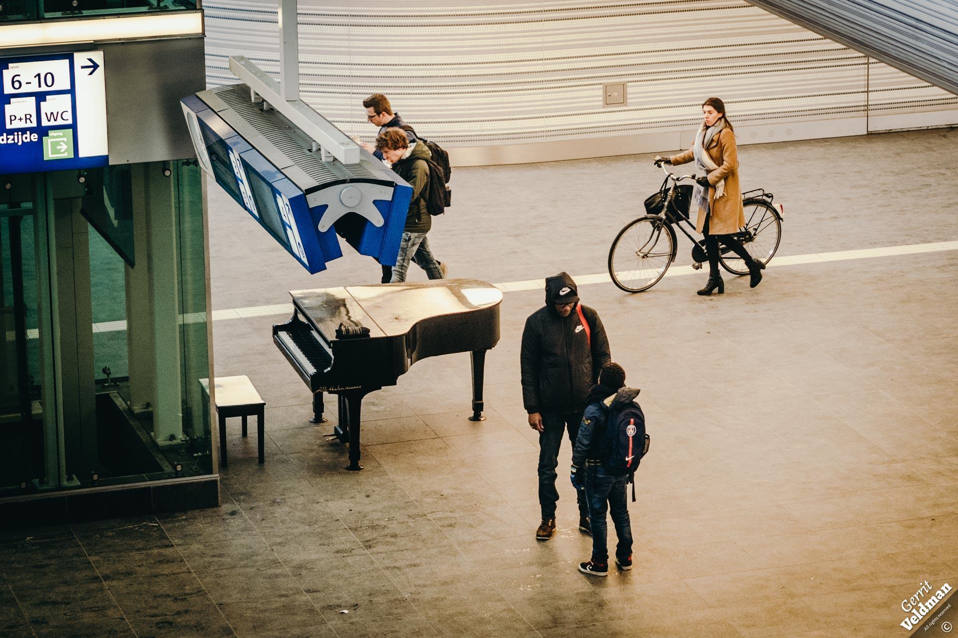 Stationstunnel, Zwolle