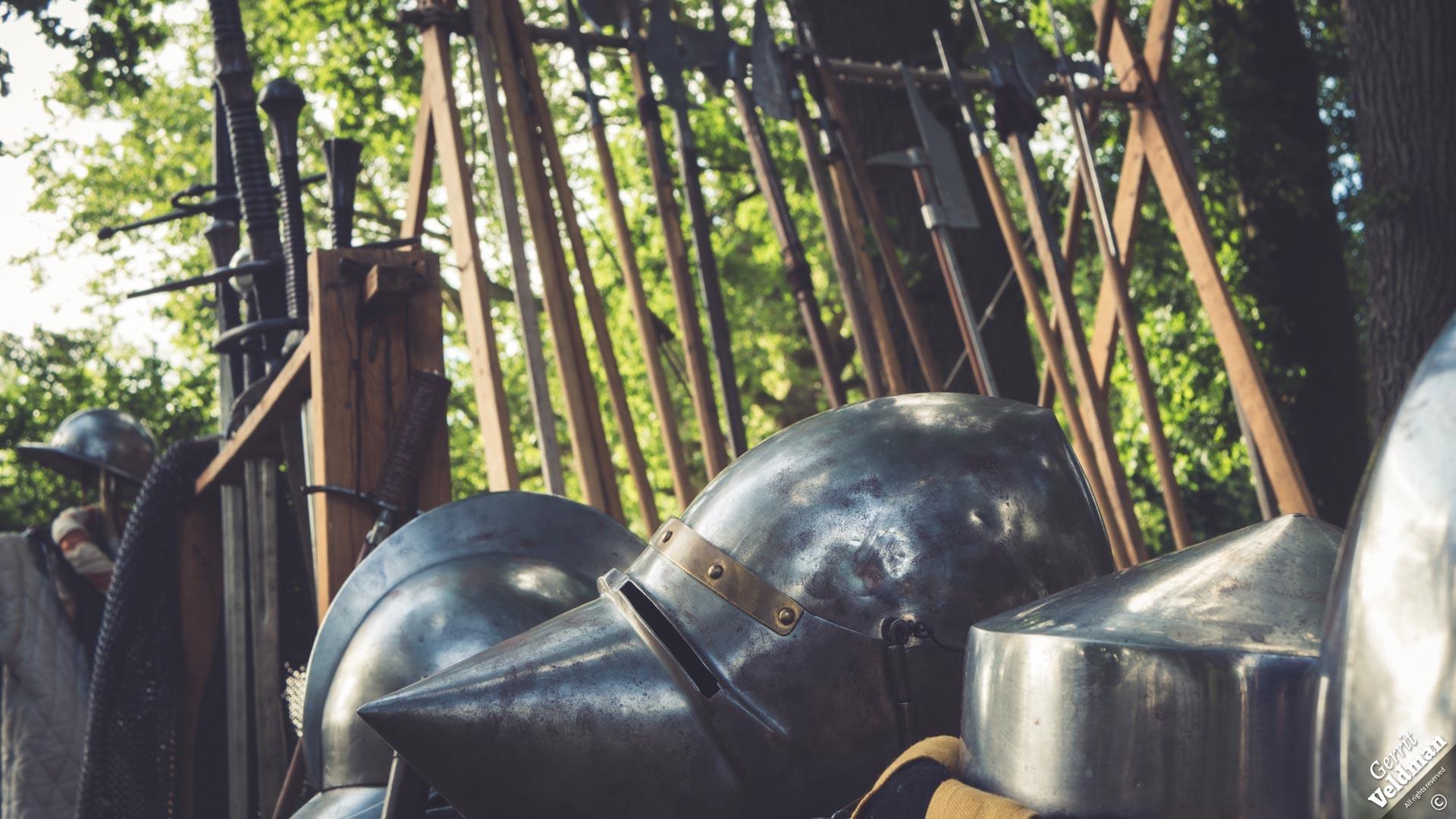 Middeleeuws kampement