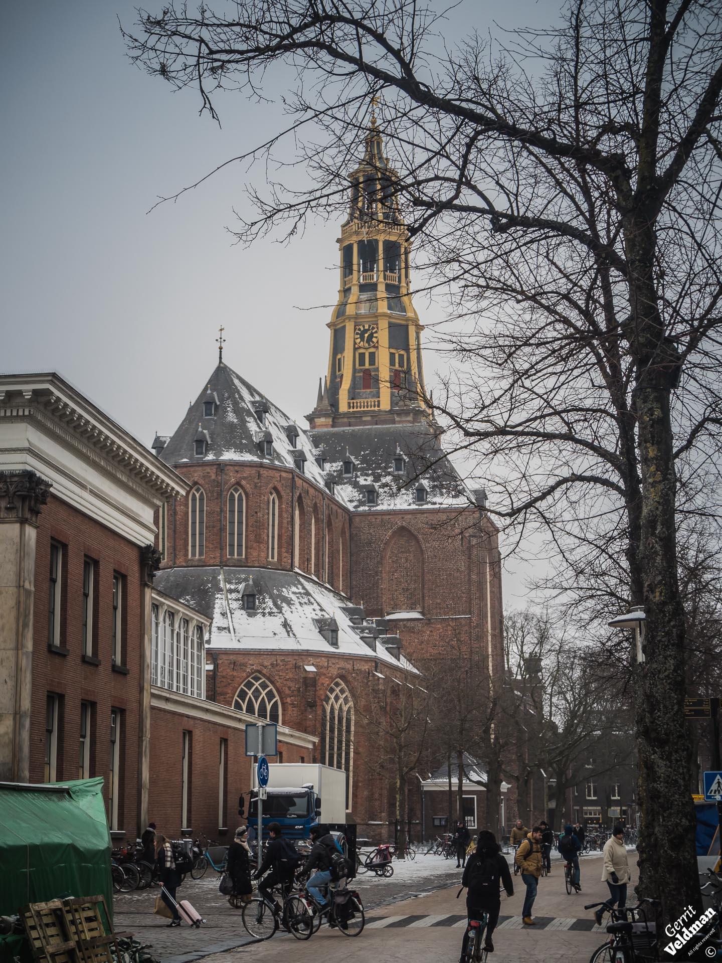 Der Aa-kerk, Groningen