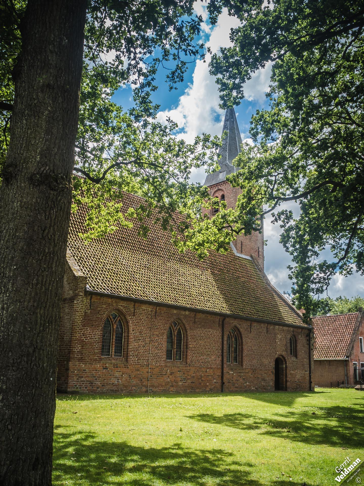 Catharinakerk, Roden