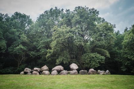Hunebed D19 bij Drouwen