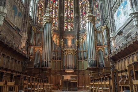 Adema-orgel, Dominicanenkerk, Zwolle