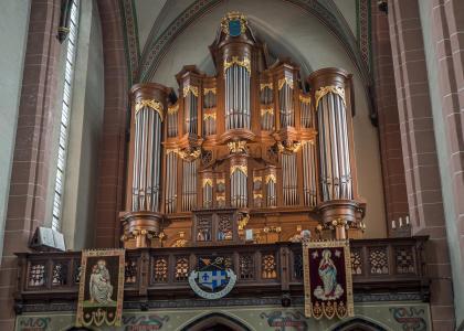 Maarschalkerweerd-orgel, Onze Lieve Vrouwekerk, Zwolle