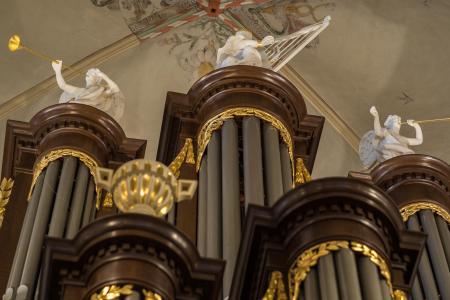 Scheuer-orgel, Broerenkerk, Zwolle