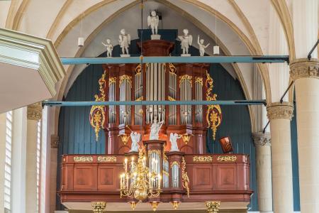 Orgel, Broederkerk, Kampen