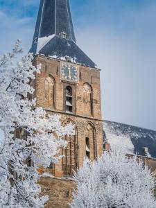 Bovenkerk in de winter