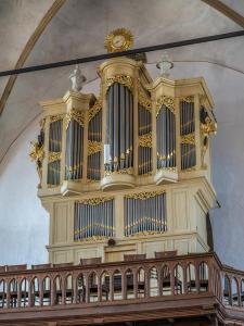 Hinsz-orgel, Buitenkerk, Kampen