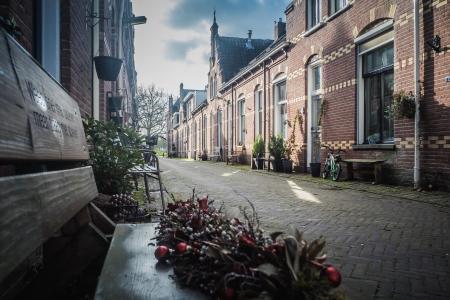 Valkstraat, Kampen
