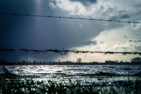 Daar komt de regen