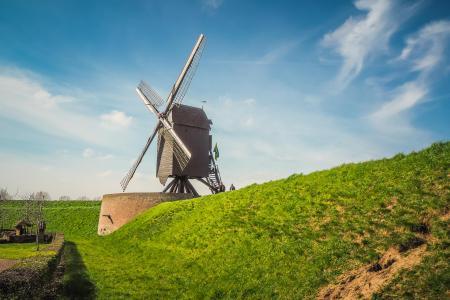 Molen II, Heusden