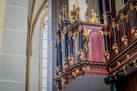 Bader-/Timpe-orgel, Walburgiskerk, Zutphen