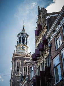 Nieuwe Toren en Gotisch Huis, Kampen