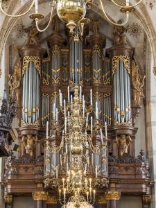 Schnitger-orgel, Grote of Sint-Michaëlskerk, Zwolle