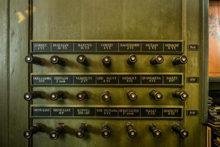 Schnitger-orgel, Martinikerk, Groningen