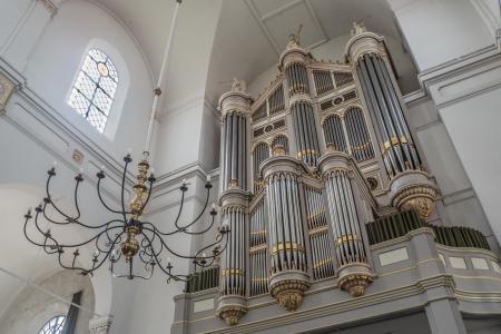 Witte-orgel, Grote Kerk, Gorinchem