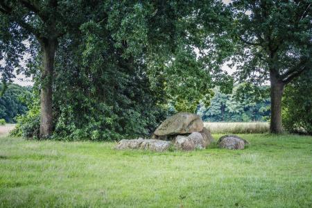 Hunebed D2 in Westervelde