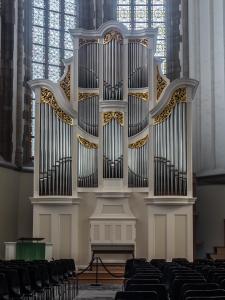 Verscchueren-orgel, Grote Kerk, Dordrecht